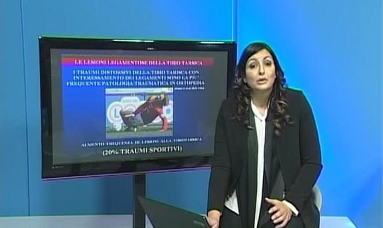 Francesca Vannini puntata victory 1 aprile - Sempreinpiedi