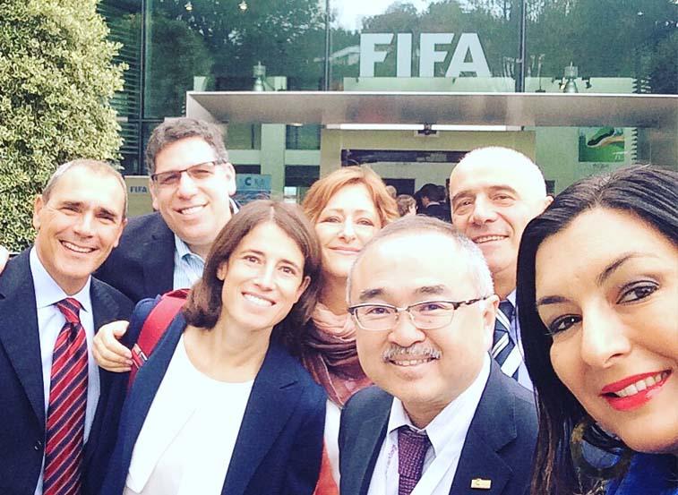Zurigo centro FIFA Vannini - Sempreinpiedi