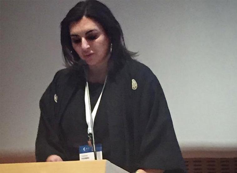 Francesca Vannini ICRS focus meeting - Sempreinpiedi